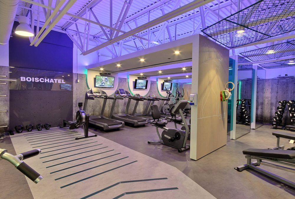 Gym Boischatel