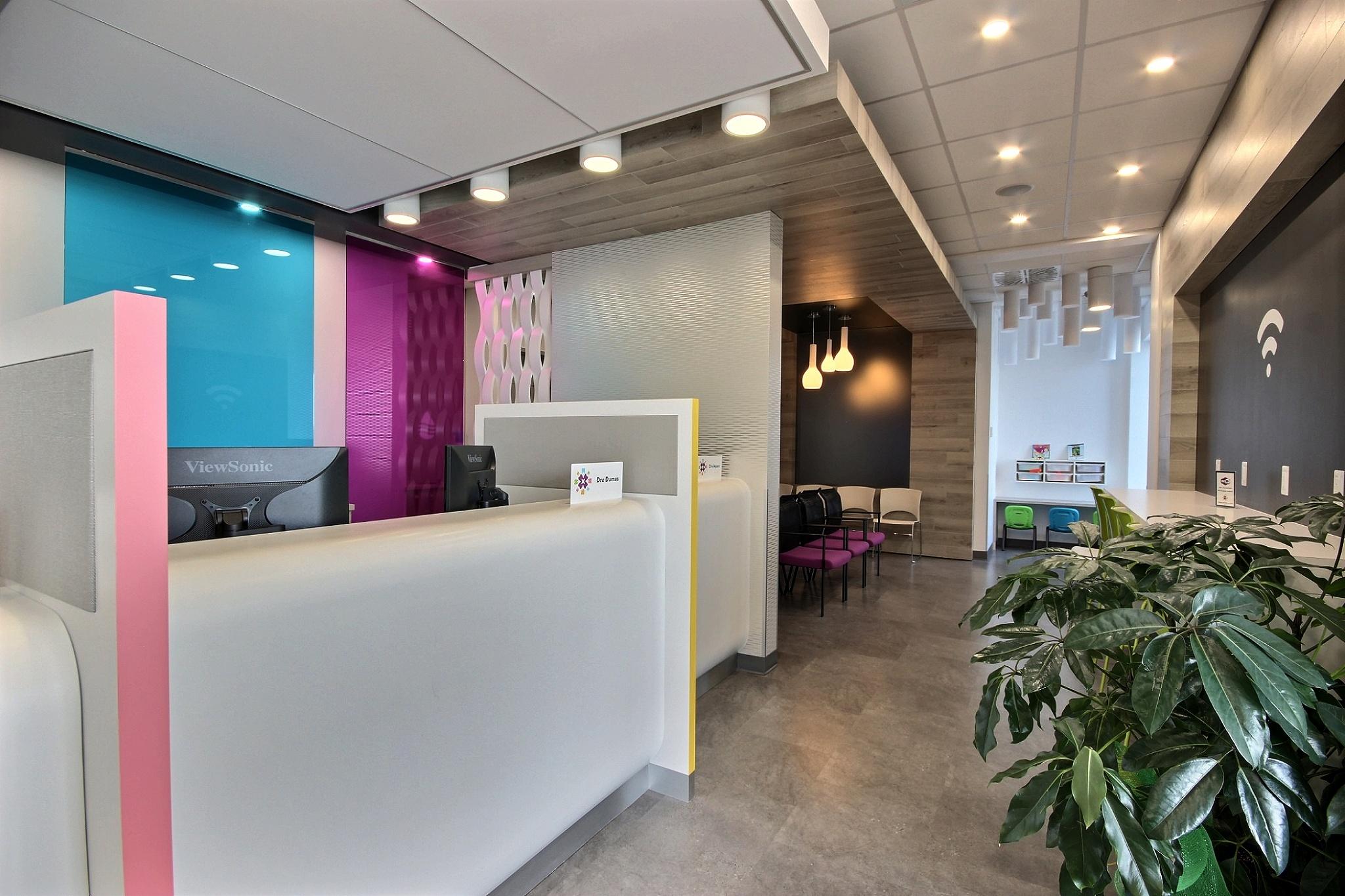 Design intérieur coloré