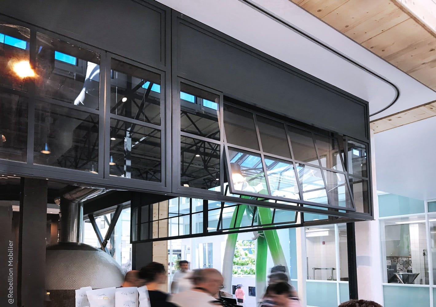 Design intérieur industriel commercial