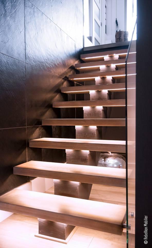 Design escalier Québec