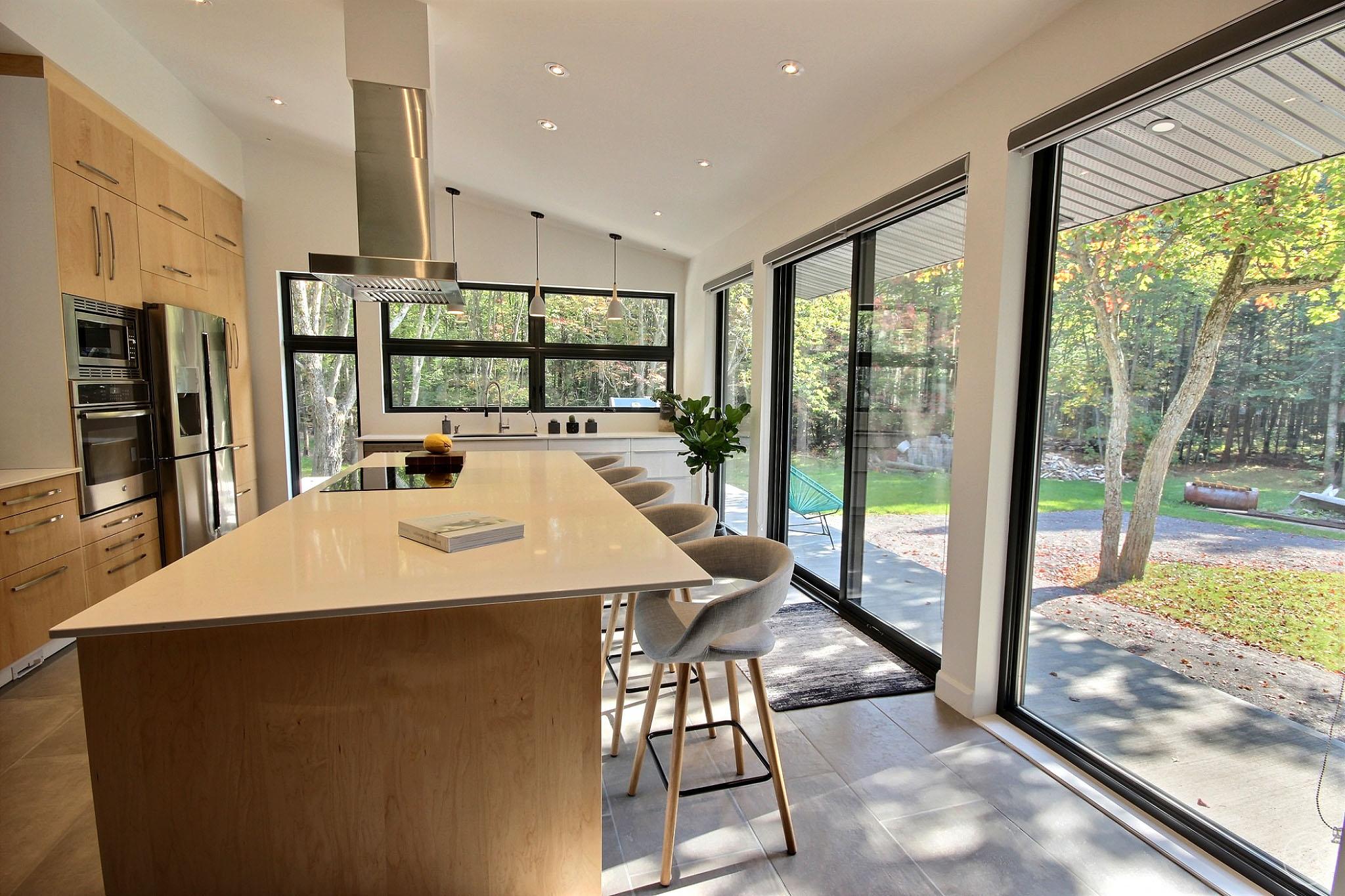 Design résidence Québec Lemaire-Laroche