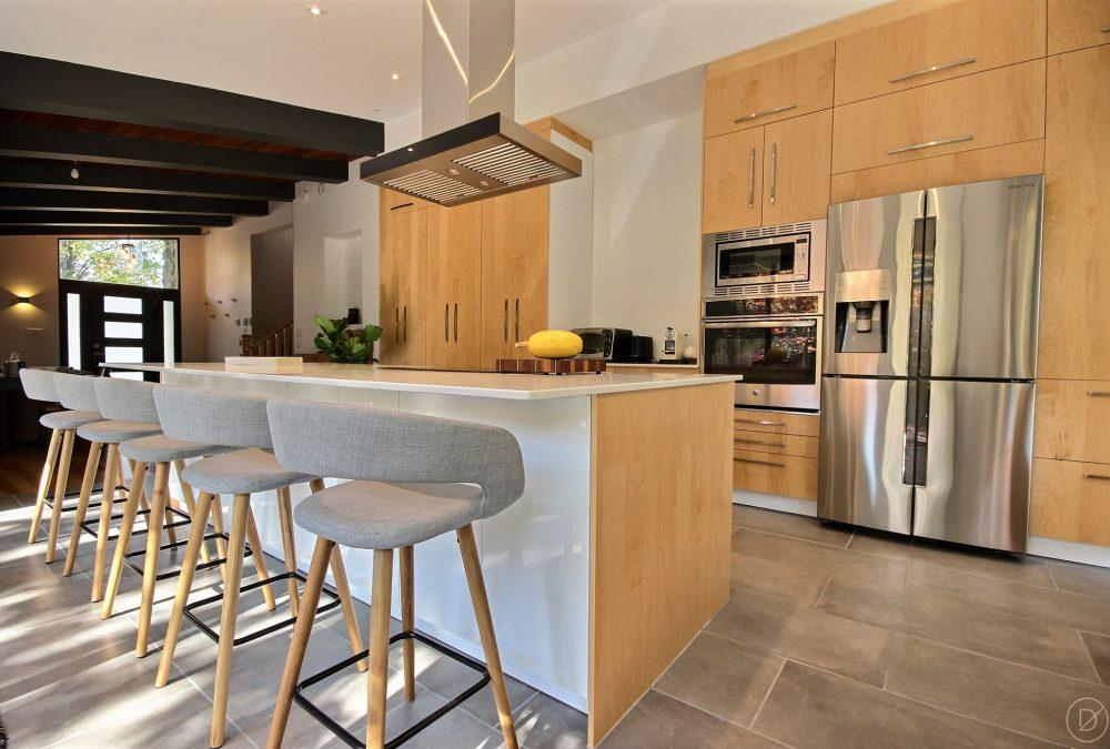 Designer résidence Québec