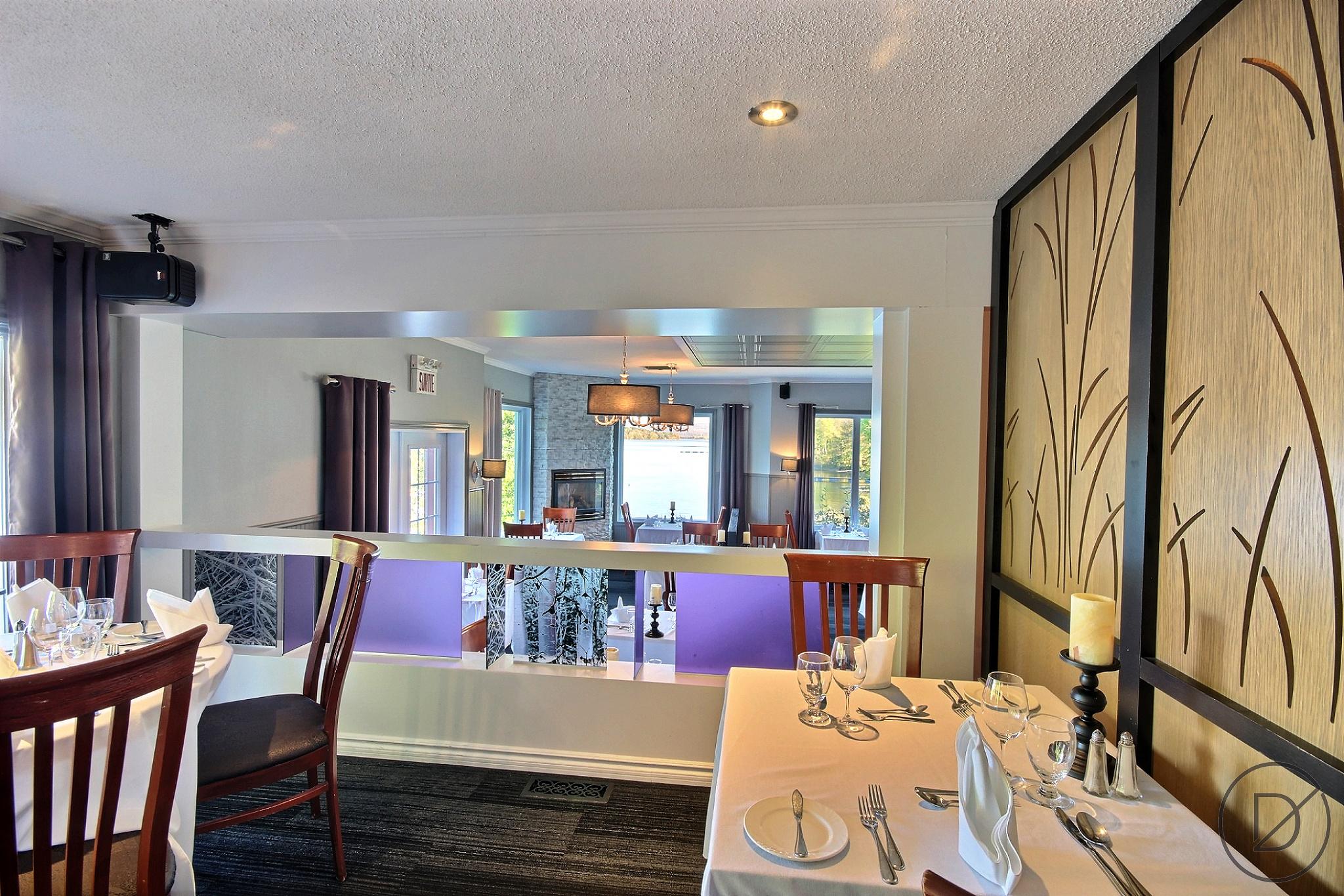Design intérieur québec restaurant
