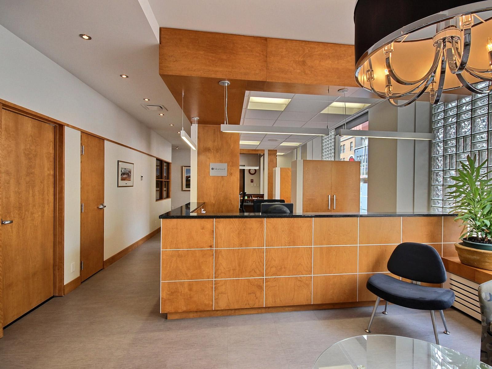 Designer intérieur Québec commercial