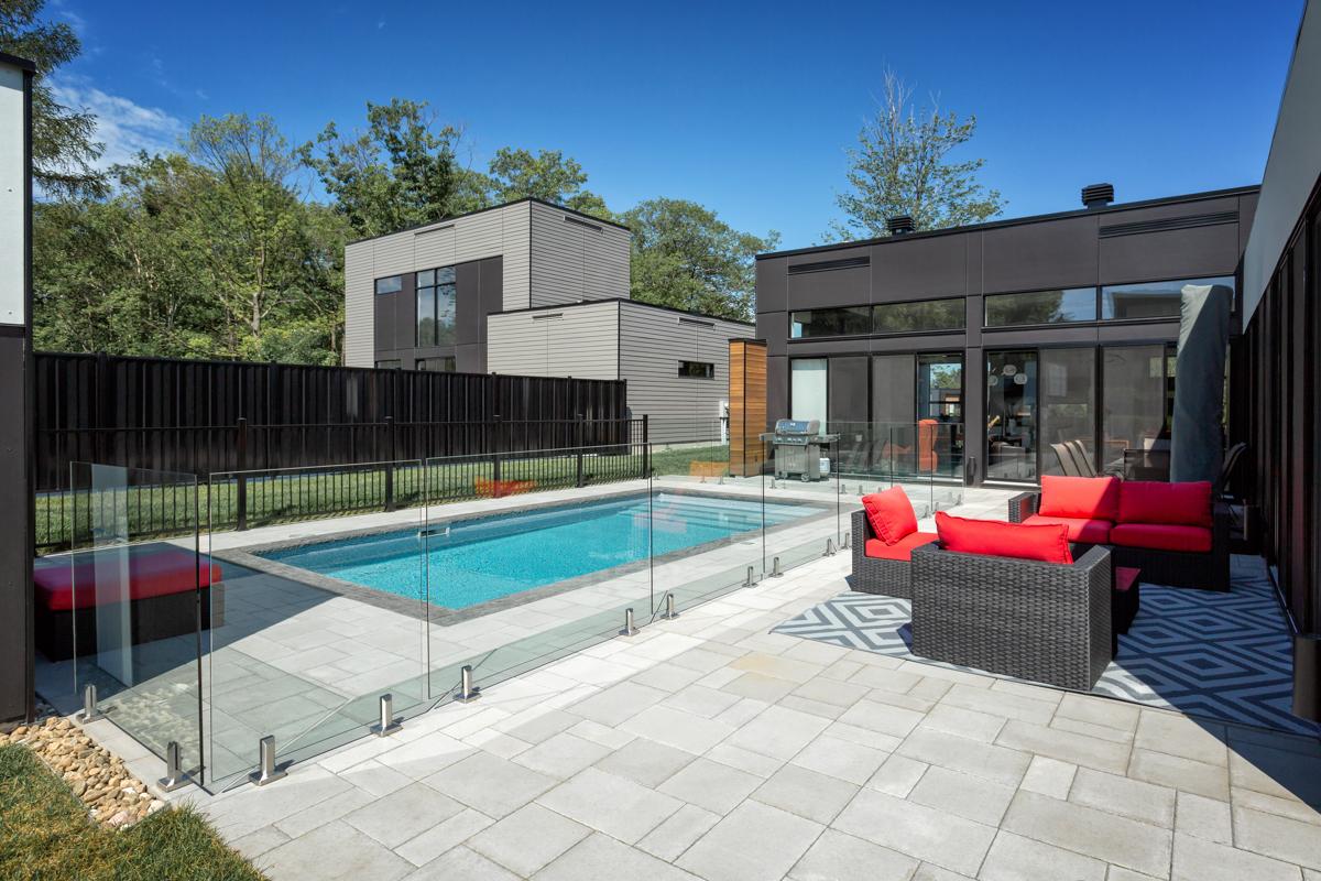 Design architecture moderne extérieur