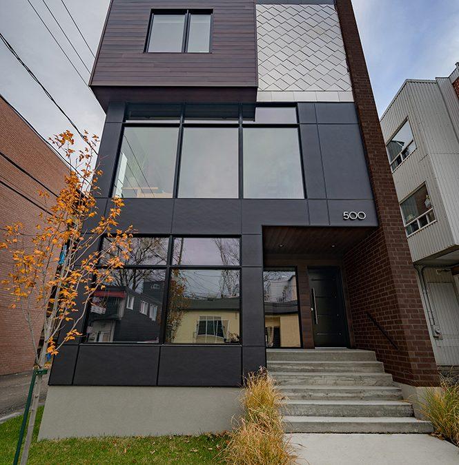 Design intérieur maison Québec