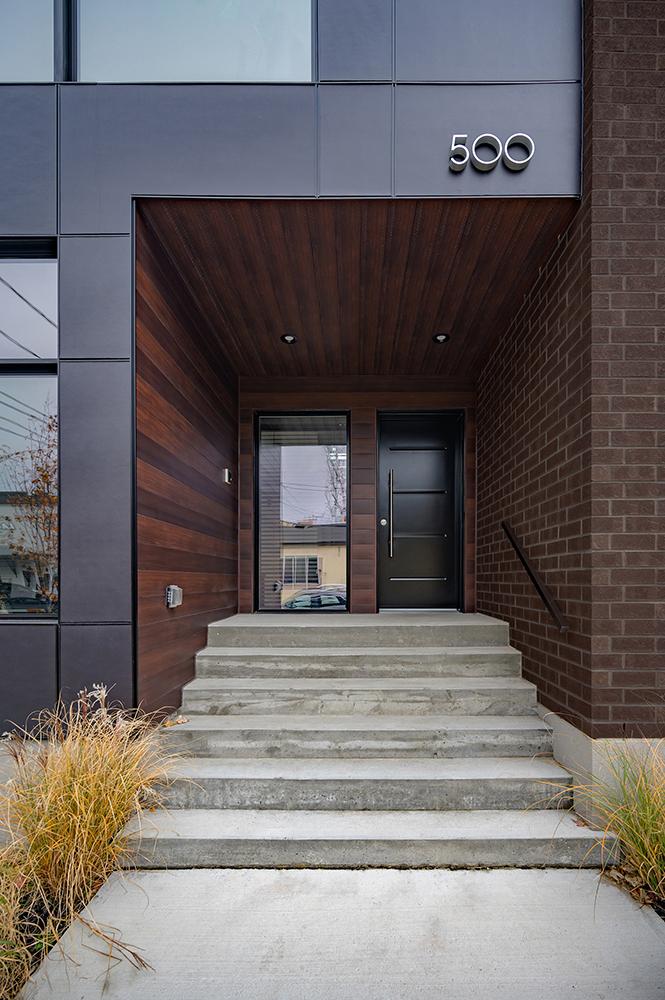Designer résidence moderne Québec