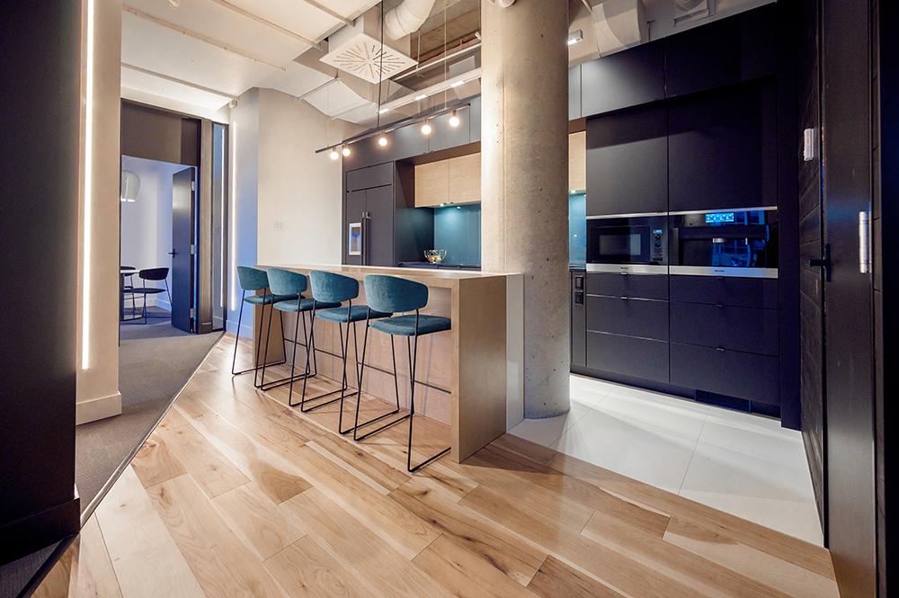 Design intérieur cuisine bureaux