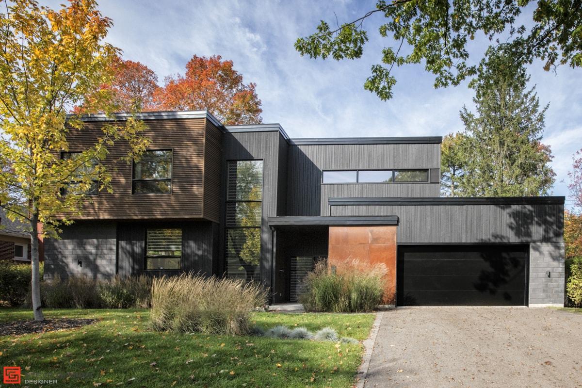 Residences Steve Girard Designer Design Architecture Construction